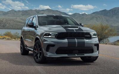 Dodge predstavil brutálny Hellcat už aj ako SUV. Je najvýkonnejšie na svete!