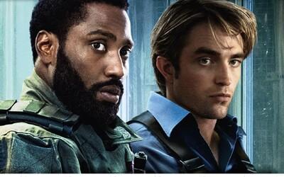 Takto vypadá Tenet na 12 nových plakátech a v akčních scénách lákajících na premiéru.