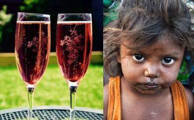 49-ročný Slovák sa rozhodol 5 000 € určených na oslavu radšej darovať charite