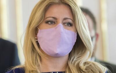 Vírus z Threemy aj boj s koronavírusom. Prezidentka predniesla v parlamente správu o stave republiky.