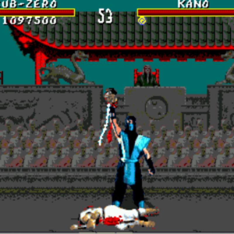 Ktorým cheatom sa do pôvodného Mortal Kombat dostalo poriadne množstvo krvi?