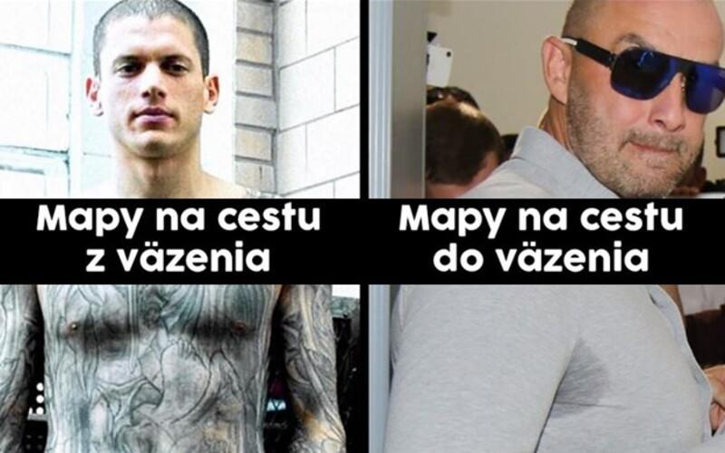 Slovensko sa zabáva na Norbertovi Bödörovi, ktorý sedí vo väzbe. Mal vraj mapu ako Michael Scofield.