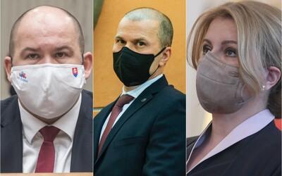 Obvinenie policajného prezidenta je vážna vec, upozorňuje Čaputová. Sme rodina chce Kovaříka vo väzbe