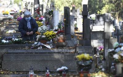 V Spišskej Belej budú možno musieť vykopať obeť Covidu, rodina si nie je istá, či pochovali správneho.
