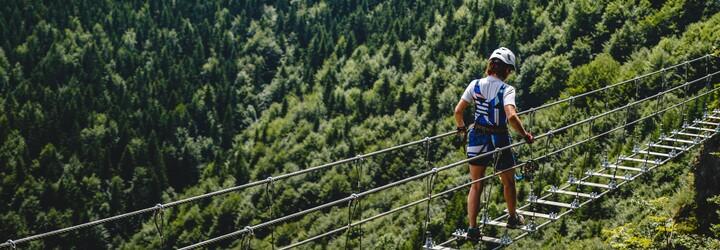 Príď dovolenkovať na stredné Slovensko. Región ťa láka atrakciami a hotelmi, kde si užiješ zábavu, ale i skvelý relax
