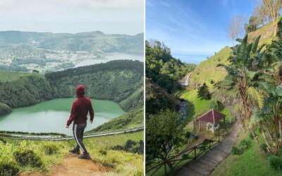 Na Azorských ostrovoch ma ubytovanie stojí 250 € mesačne, hovorí cestovateľ Chovi, ktorý pred koronou ušiel do exotiky (Rozhovor)