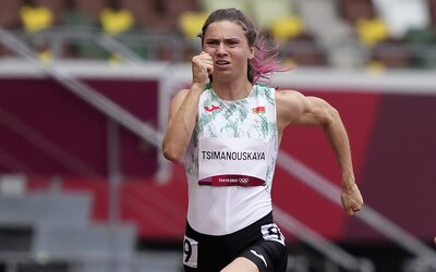 Poľsko udelilo humanitárne vízum bieloruskej olympioničke Cimanovskej. Atlétka odcestuje do Poľska ešte tento týždeň.