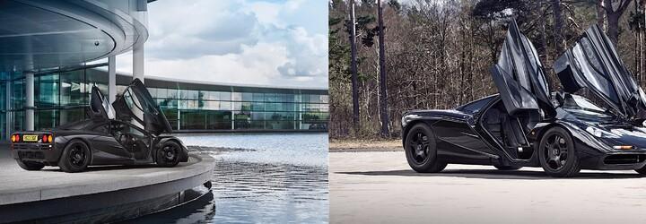 Jeden z nejvzácnějších McLarenů F1 může být i tvůj! Najetých má pouze 4500 kilometrů a cena prý přesáhne 10 milionů dolarů