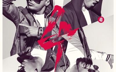 4D posiela von ukážky z albumu a tracklist. Album 4 predobjednávaj už dnes!