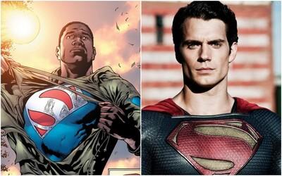 Superman bude černoch. Autoři filmu hledají afroamerického herce a režiséra.