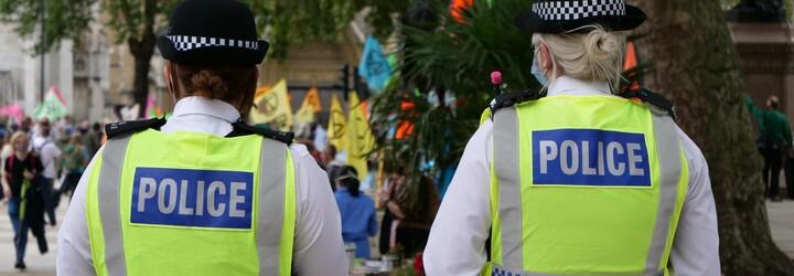 Britští policisté si užívali ve služebním autě. Ignorovali přitom nahlášenou krádež
