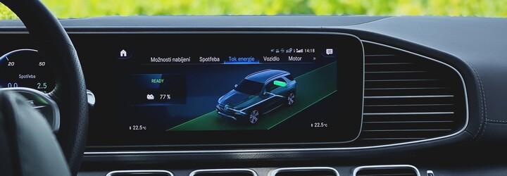 Vyzkoušeli jsme nové GLE 350de a už víme, proč má Mercedes-Benz nejlepší plug-in hybrid na trhu