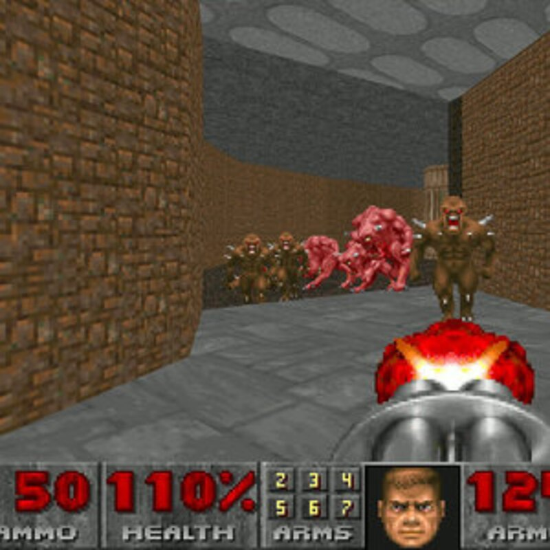 Akým cheatom si získal God Mode v originálnom Doomovi?