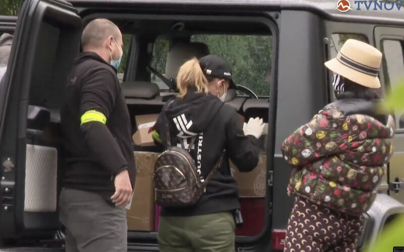 Slovenskou influencerku Zuzanu Plačkovou obvinili z drogové činnosti a účasti v organizované kriminální skupině.