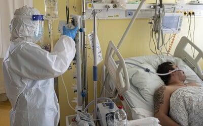 Pardubický kraj vyhlásil stav hromadného postižení osob. V nemocnicích není žádné volné lůžko.