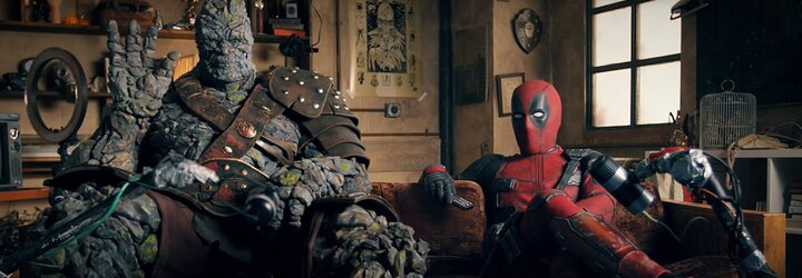 Deadpool sa konečne dostal do sveta Marvelu. Spoločne s Korgom vtipne komentujú trailer pre komédiu Free Guy