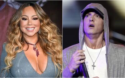Mariah Carey si pripomína dlhoročný konflikt s Eminemom. Prezlečená za rapera sa pýta, prečo je ňou posadnutý.