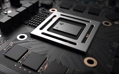 4K obraz pri 60 fps či bezkonkurenčný výkon. Očakávaný nástupca konzoly Xbox One odhaľuje svoj hardvér