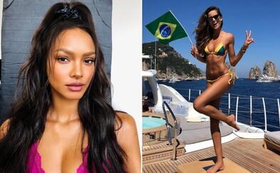 5 brazílskych krások, ktoré by si mal poznať. Južná Amerika je rodiskom najkrajších topmodeliek sveta