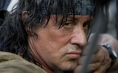 5. diel Ramba sa začne nakrúcať už v septembri. Vracia sa aj Stallone, ktorý bude čeliť mexickým kartelom obchodujúcim s ľuďmi
