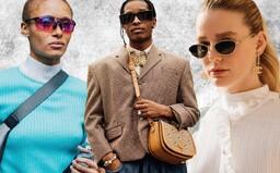 5 nejžhavějších trendů v oblasti slunečních brýlí pro rok 2021