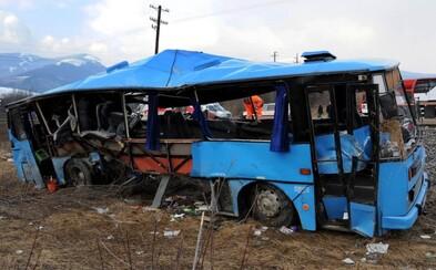 5 najtragickejších dopravných nehôd autobusov na Slovensku