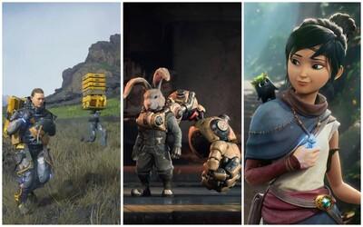 5 nejočekávanějších her v srpnu a září