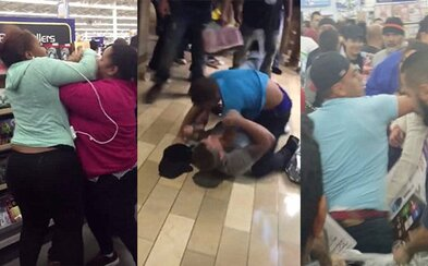5 otrasných videí dokazujúcich, že ľudia sa kvôli zľavám na Black Friday dokážu aj pobiť. Nechýbali muži, ženy a dokonca ani deti