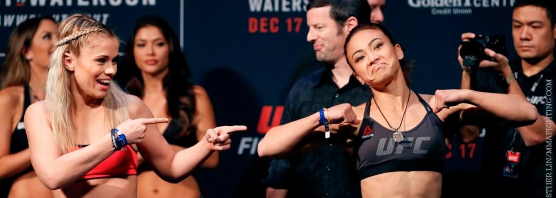 5 pôvabných bojovníčok z MMA, ktoré akoby vymenili modeling za tvrdosť oktagonu