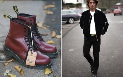 5 rôznych možností, ako nosiť ikonickú obuv od Dr. Martens