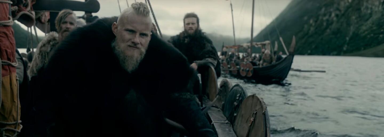 5. séria Vikingov tasí štvoricu ukážok, ktorými pripomína blížiacu sa občiansku vojnu. Prežije krvavý spor Lagertha, Bjorn aj Ivar?