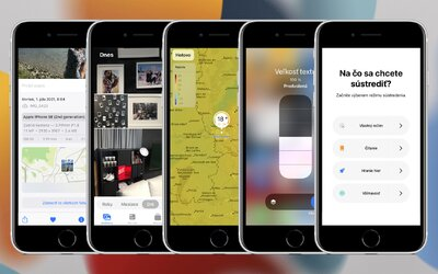 5 skvelých funkcií iPhonu, na ktoré sa môžeš tešiť v novom iOS 15