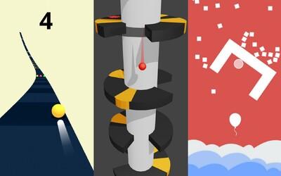 5 skvělých her do mobilu, které tě zabaví kdykoli a kdekoli