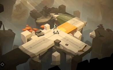 5 skvelých hier do mobilu: Dobrodružstvo s Larou Croft, šialená rybačka aj záhadná studňa