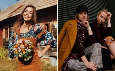 5 skvelých jesenných outfitov, ktoré vykúzlili popredné slovenské blogerky