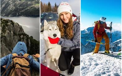 5 slovenských instagramových profilov milovníkov hôr, do ktorých sa vďaka spojeniu nádherných lokalít a fotografického umenia zamiluješ