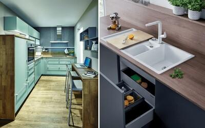 5 tipov na šetrenie miesta v malom byte: Ako prežiješ v miniatúrnej kuchyni a nezabiješ pritom spolubývajúceho?