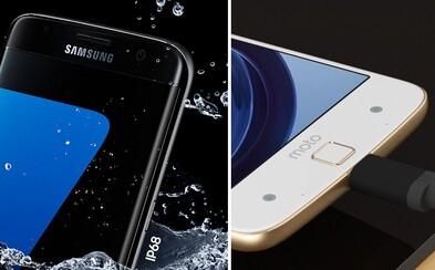 5 vecí, v ktorých Android smartfóny predbehli nedávno predstavený iPhone 7