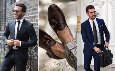 5 vychytávek, díky kterým bude tvůj levný oblek vypadat jako vystřižený z červeného koberce