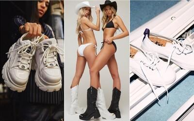 5 značiek alternativnej obuvi, ktoré rozhodne stoja za pozornosť