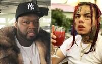 50 Cent analyzuje Tekashiho přiznání. Všechny udá, po návratu z vězení může dál dělat hudbu