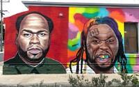 50 Cent chce zabít graffiti umělce, Pastor zveřejnil nové informace o beefu se Sergeiem a české MMA diváky čeká unikátní turnaj