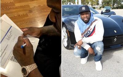 50 Cent daroval 3 milióny dolárov na vzdelanie ľuďom, ktorí si ho nemôžu dovoliť