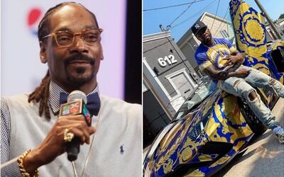 50 Cent dlužil Snoop Doggovi peníze, namísto hotovosti požadoval luxusní Lamborghini s Versace designem