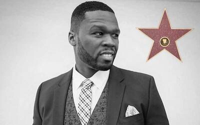 50 Cent dostane hviezdu na Hollywoodskom chodníku slávy