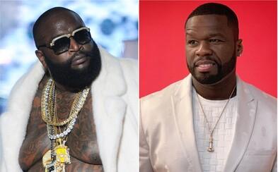 50 Cent nazval Rick Rosse poníkem a příživníkem, dostali se do ostrého konfliktu. Kdo je menším přínosem pro kulturu?