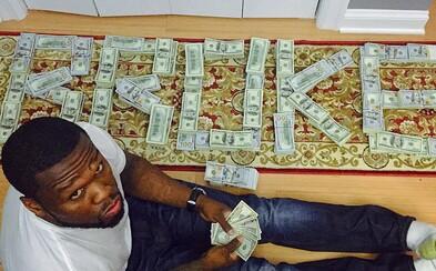 50 Cent odpovedal Rickovi Rossovi. Aj napriek problémom má peňazí očividne dostatok