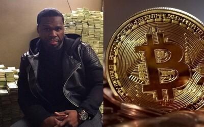 50 Cent přijímal Bitcoin už v roce 2014, díky čemuž nečekaně vydělal miliony. Za digitální měnu lidé kupovali jeho alba