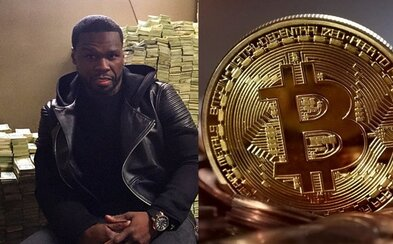 50 Cent prijímal Bitcoin už v roku 2014, vďaka čomu nečakane zarobil milióny. Za digitálnu menu ľudia kupovali jeho albumy