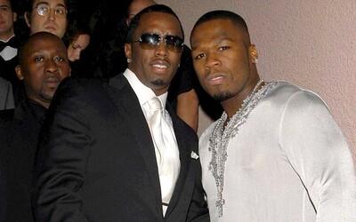 50 Cent sa stal na narodeniny terčom Diddyho vtipu. O zásobu alkoholu má do konca života postarané